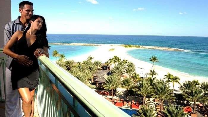 honeymoon in Bahamas