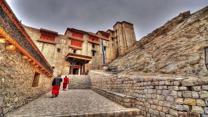 Royal Leh Palace, Ladakh