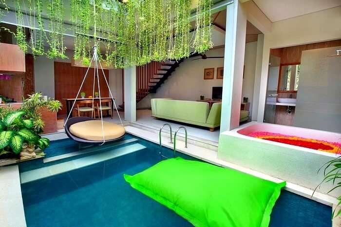 Ini Vie Villa Hotel, Bali