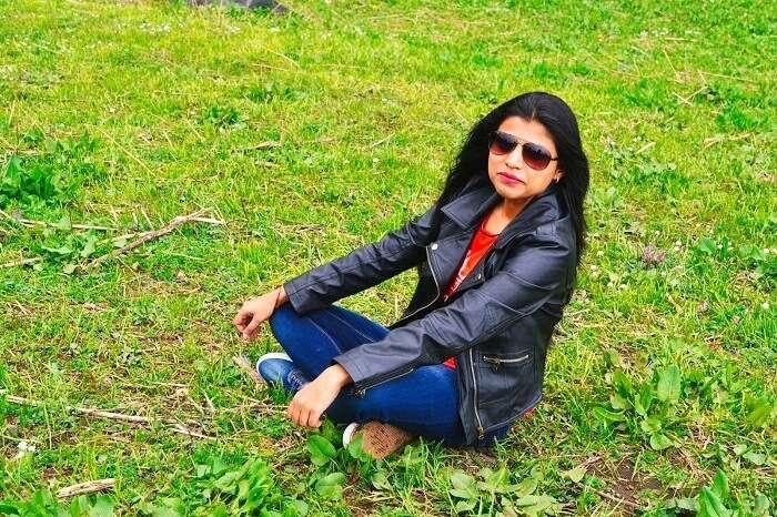 solo traveler in himachal