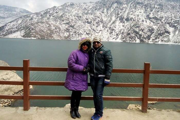 romantic trip to Sikkim