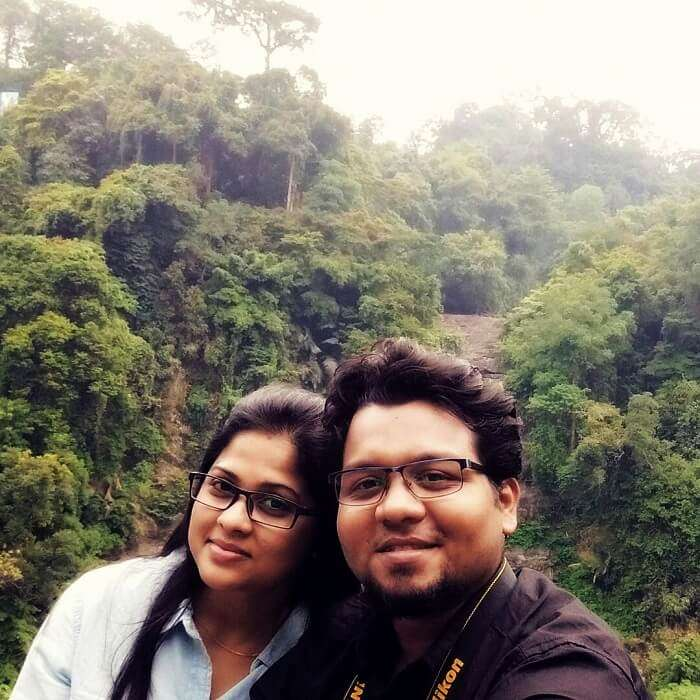 couple trip to Kerala