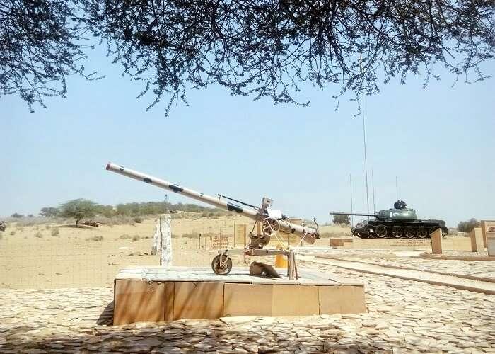 longewala war memorial