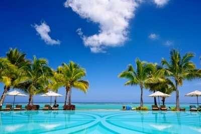 Mauritius in summer