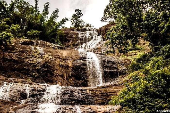 Kundale Falls, Kerala