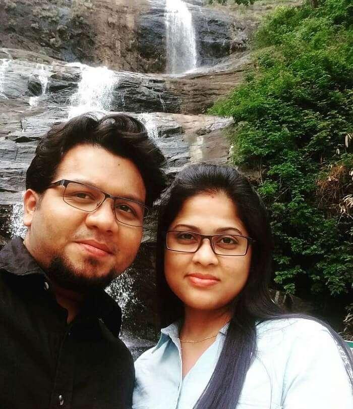 couple in Kerala