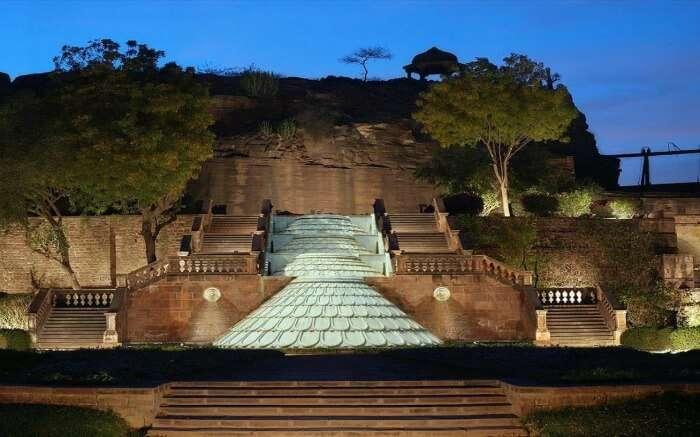 Bal Samand Lake Palace in Jodhpur