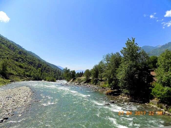 river beas in himachal