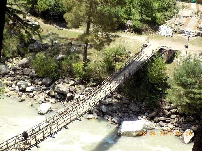 bridges in himachal