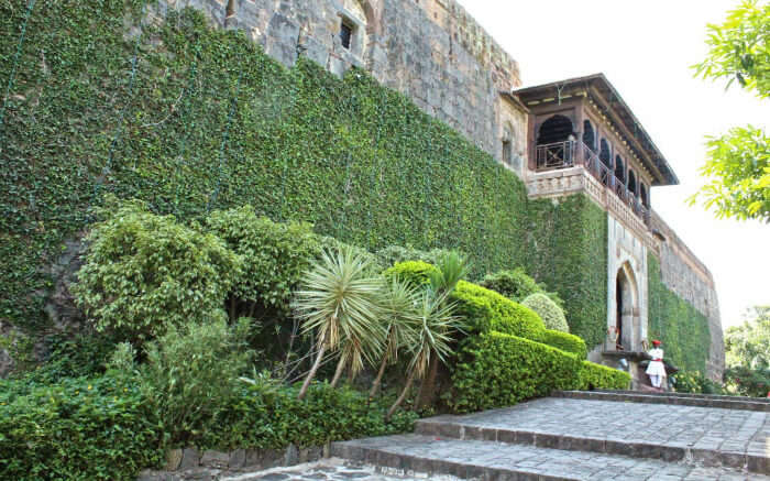 Fort Jadhavgarh