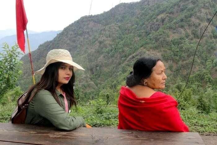 weekend trip to dhanaulti