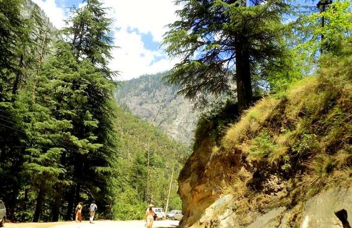 highway to manali
