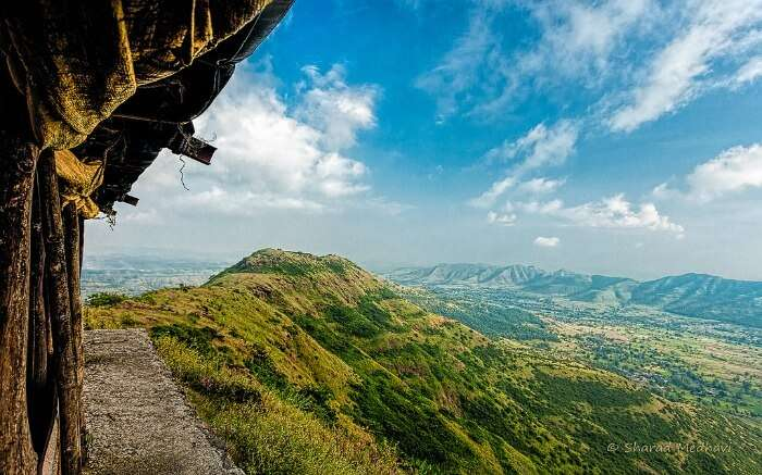 Views from Sinhagad Fort