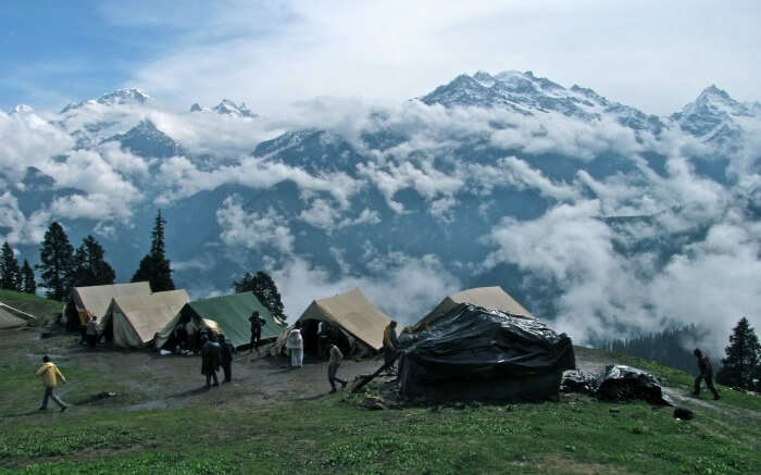 Mountain Camping in Chennai