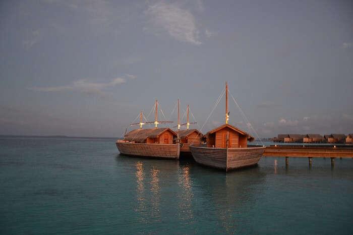 island in maldives