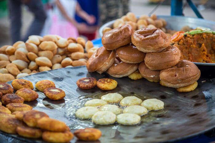 street food of Delhi