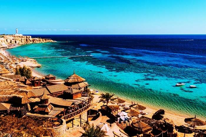 Sharm el-Sheikh, Africa