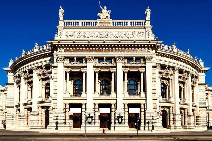 The National Theater, Vienna