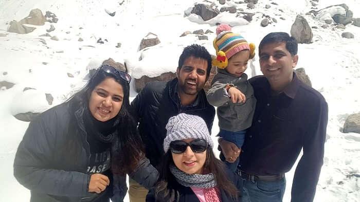 friends in sikkim