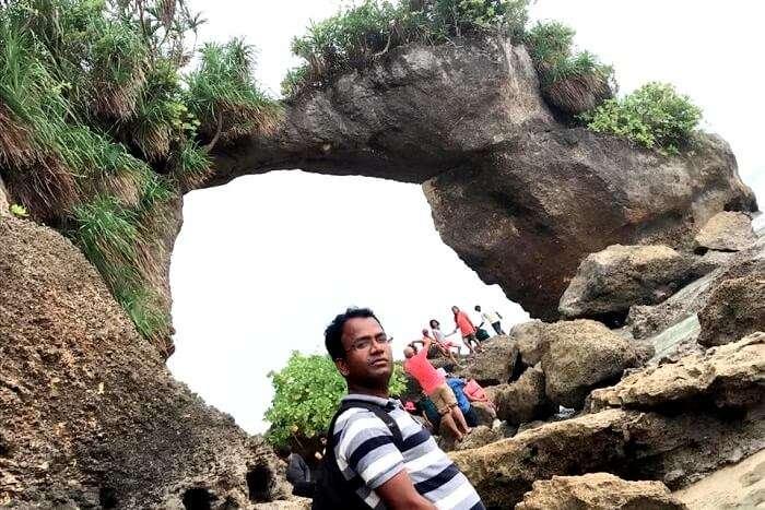 natural bridge neil island