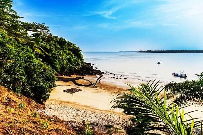 romantic places in Africa