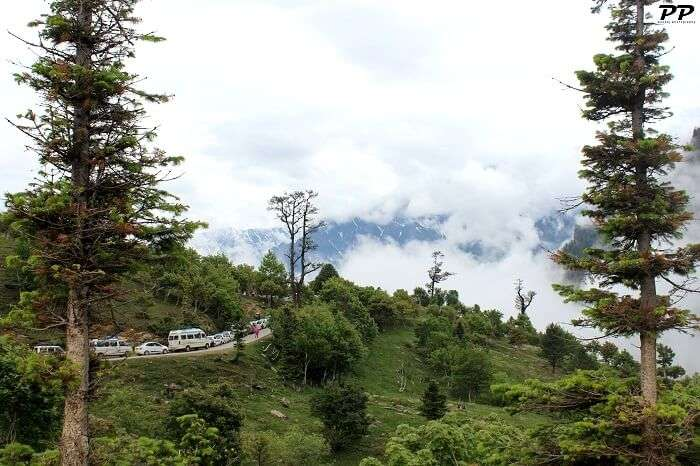 route to rohtang