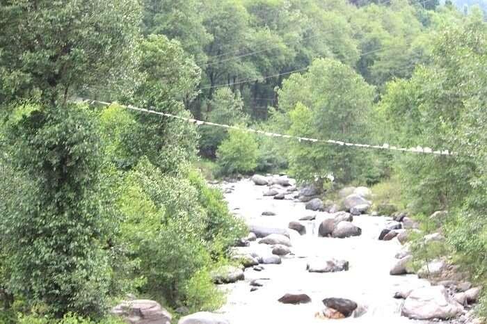 rivers in manali
