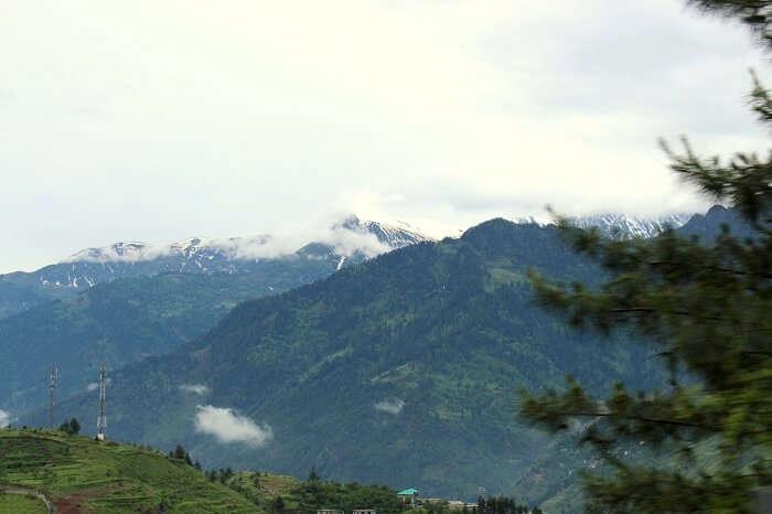 peaks near manali