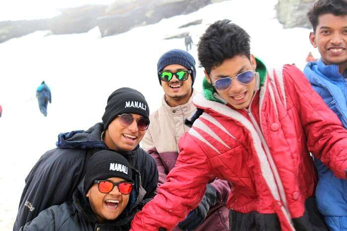 rohtang pass excursion