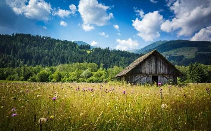 Countryhouse near Lienz