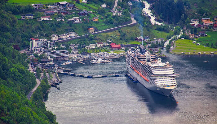 Cruise Tour in Norway