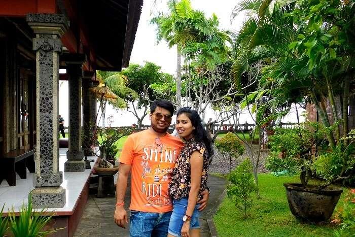 sightseeing in Bali