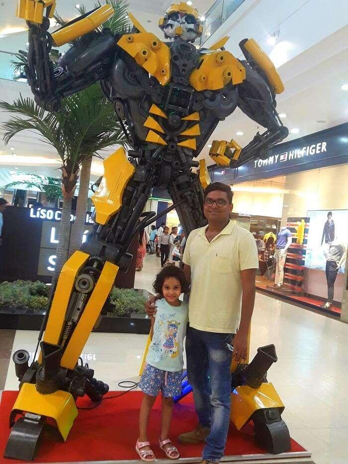 family trip to kerala