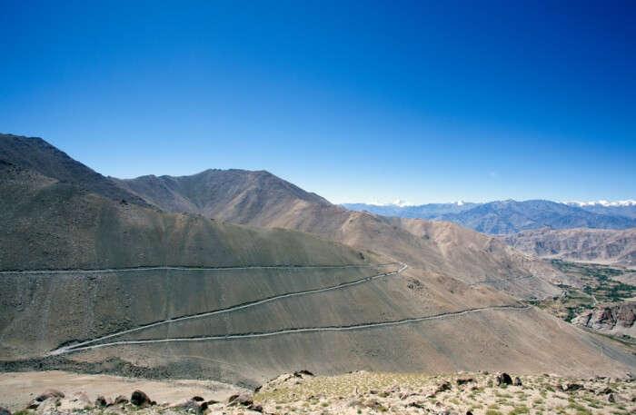 Druk Path Trek View