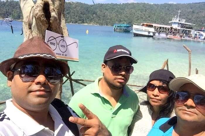 sightseeing in north bay island