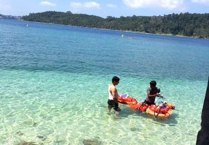 north bay island water sports
