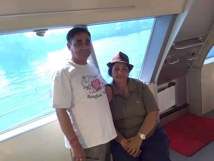 family vacation in andaman