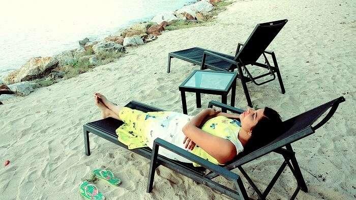 relaxing in langkawi