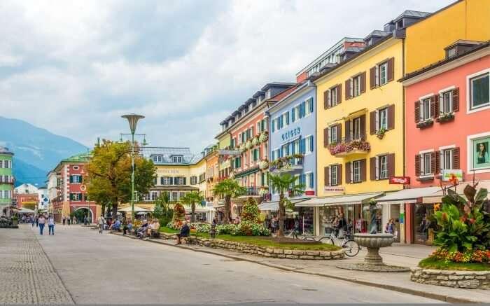 Lienz in Austria