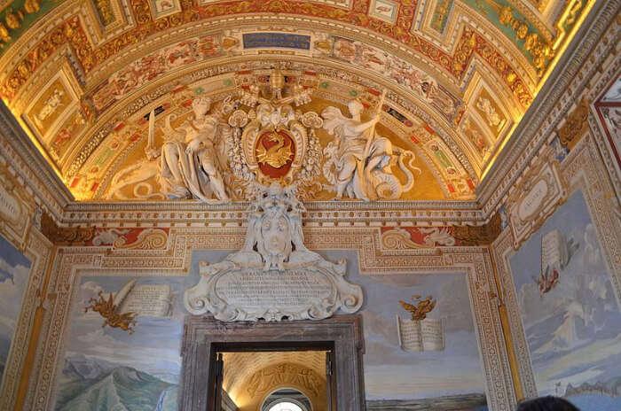 Tour the magnificent Vatican museums