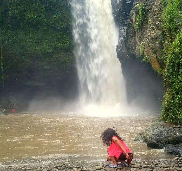 waterfalls in Bali