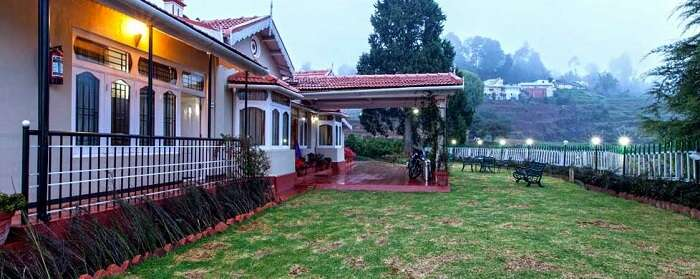 beautiful cottages in ooty for couples
