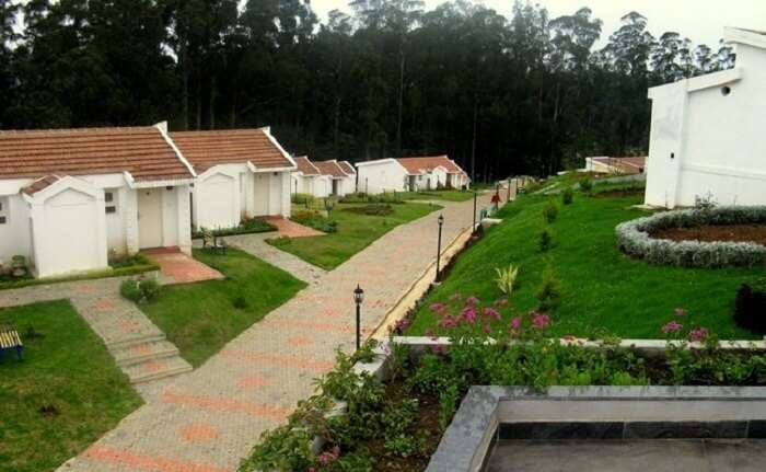 places to stay in ooty