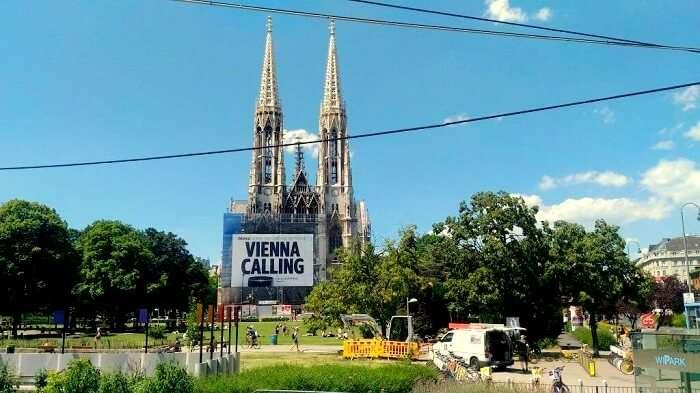 churches in Vienna