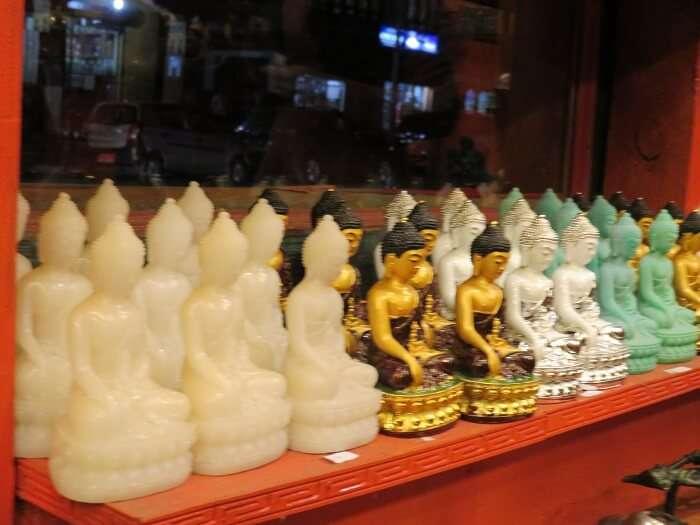 monali souvenir shopping bhutan