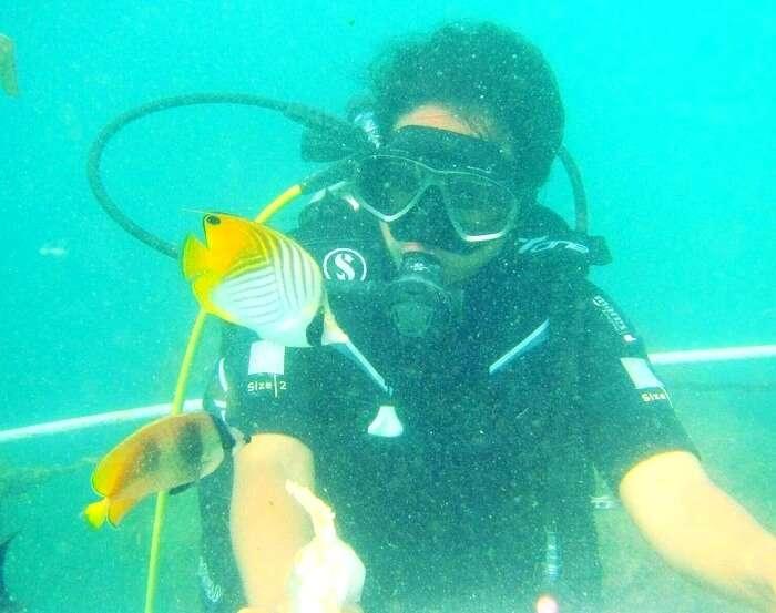 water activities in Bali