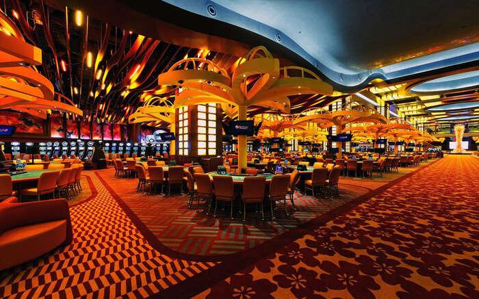 Casino in Resorts Worlds Sentosa