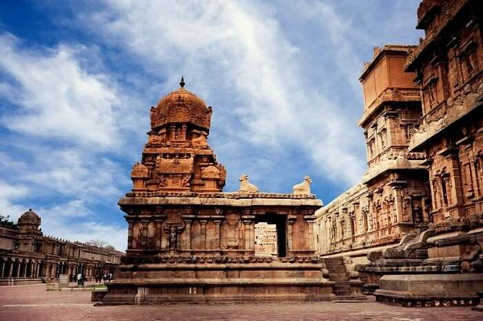 places in tamil nadu