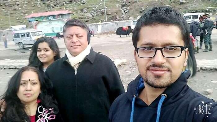 tsomgo lake family trip