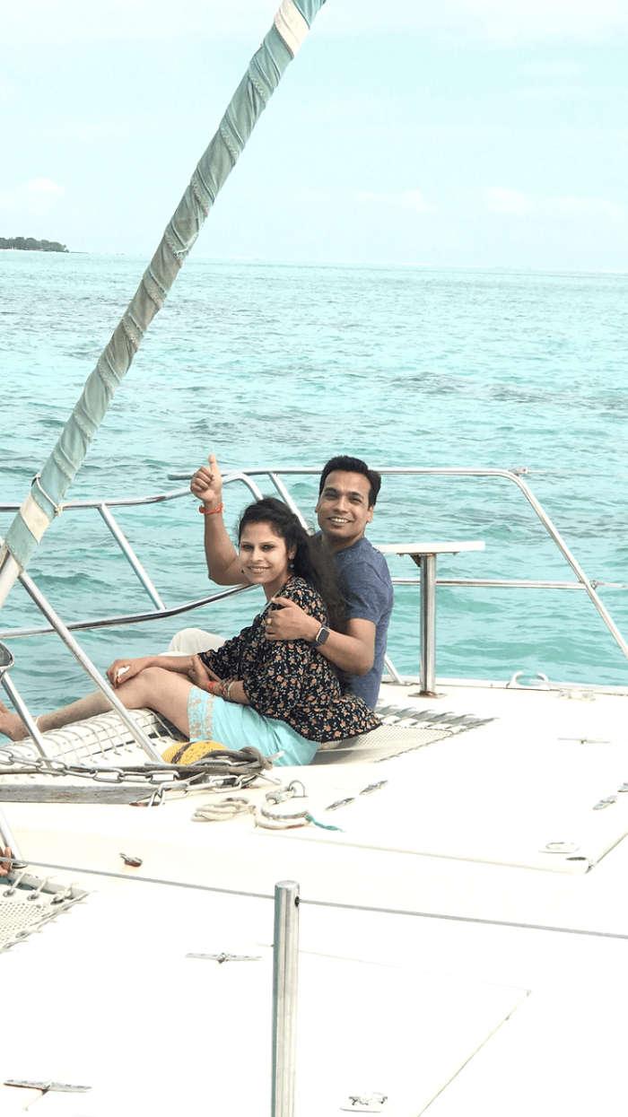 Cruising in Mauritius